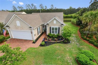 Bluffton Single Family Home For Sale: 70 Serenity Point Drive