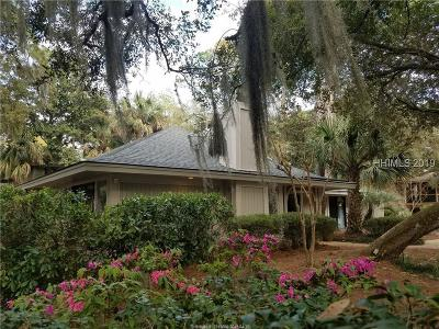 Hilton Head Island Single Family Home For Sale: 7 Oyster Catcher Road