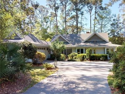 Hilton Head Island Single Family Home For Sale: 8 Anglers Pond Lane