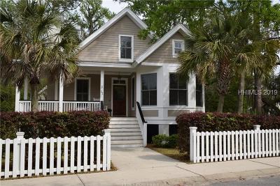 Beaufort Single Family Home For Sale: 11 Clark Street