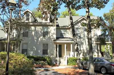 Hilton Head Island Condo/Townhouse For Sale: 12 Valencia Road #9