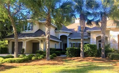 Beaufort County Single Family Home For Sale: 3 Hopsewee Drive