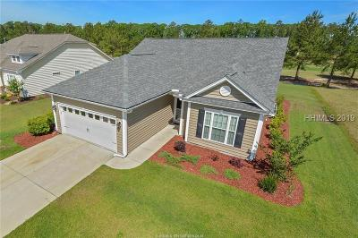 Hardeeville Single Family Home For Sale: 887 Wiregrass Way
