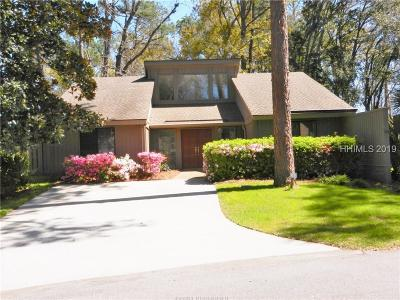 Hilton Head Island Single Family Home For Sale: 42 Otter Road