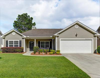 Bluffton Single Family Home For Sale: 227 Station Parkway