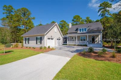 Bluffton SC Single Family Home For Sale: $619,000
