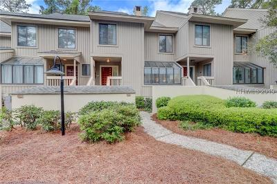 Hilton Head Island Condo/Townhouse For Sale: 125 Shipyard Drive #209