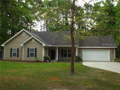 Beaufort Single Family Home For Sale: 12 Woods Lane