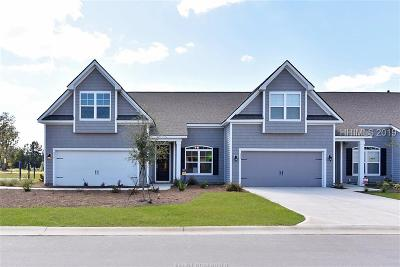 Bluffton Single Family Home For Sale: 275 Wooden Wheel Lane