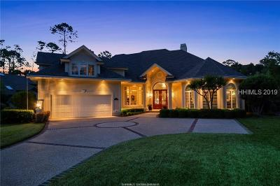 Hilton Head Island Single Family Home For Sale: 29 Oyster Bay Place