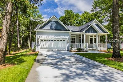 Beaufort Single Family Home For Sale: 30 Tuscarora Avenue