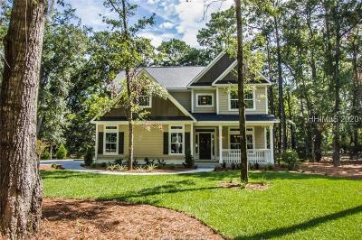 Beaufort Single Family Home For Sale: 243 Green Winged Teal Dr S