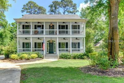 Beaufort Single Family Home For Sale: 328 Cottage Farm Drive