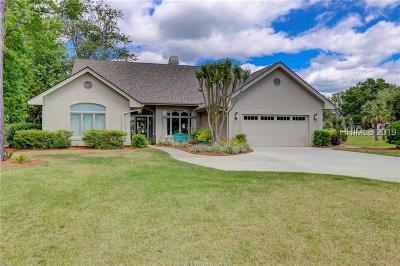 Hilton Head Island Single Family Home For Sale: 13 Margarita Court