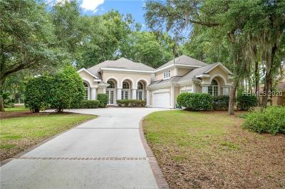 Hilton Head Island Single Family Home For Sale: 80 Wedgefield Drive