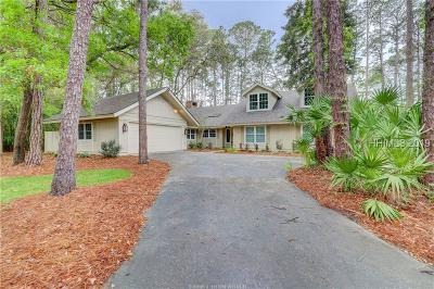 Hilton Head Island Single Family Home For Sale: 40 Brown Thrasher Road