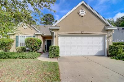 Bluffton Single Family Home For Sale: 260 Pinecrest Circle
