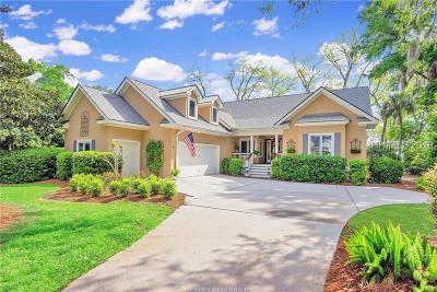 Saint Helena Island Single Family Home For Sale: 713 Island Circle E