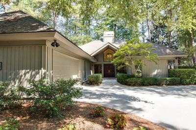 Hilton Head Island Single Family Home For Sale: 5 Toppin Court