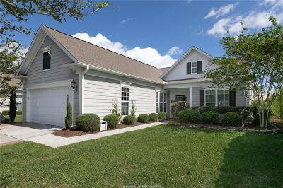 Bluffton SC Single Family Home For Sale: $325,000