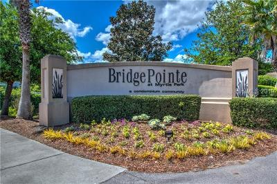 Bluffton, Okatie Condo/Townhouse For Sale: 4924 Bluffton Parkway #21-102
