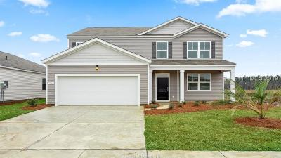 Bluffton Single Family Home For Sale: 112 Beckenridge Circle