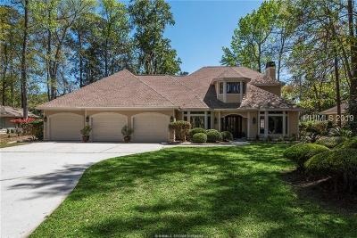 Beaufort County Single Family Home For Sale: 71 Whiteoaks Circle