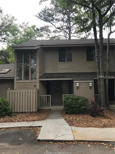 Beaufort County Condo/Townhouse For Sale: 5 Gumtree Road #A2