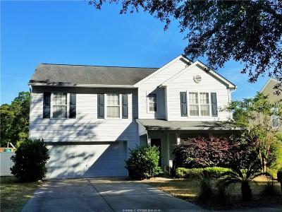 Bluffton Single Family Home For Sale: 26 Park Circle