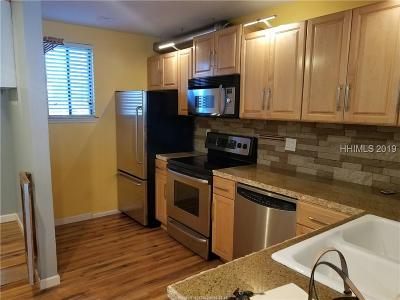 Beaufort County Condo/Townhouse For Sale: 155 Dillon Road #2122