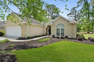 Bluffton, Okatie Single Family Home For Sale: 5 Mulligan Circle