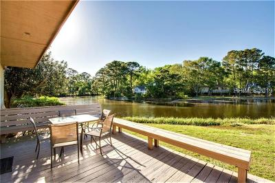 Hilton Head Island Condo/Townhouse For Sale: 45 Queens Folly Road #780