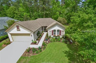 Bluffton, Okatie Single Family Home For Sale: 7 Proctor Lane
