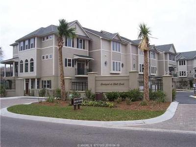 Hilton Head Island Condo/Townhouse For Sale: 17 Courtyard Common #4-B