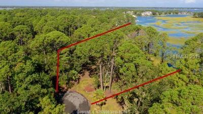 Hilton Head Island Residential Lots & Land For Sale: 18 Bald Eagle Road W