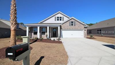 Bluffton SC Single Family Home For Sale: $279,290