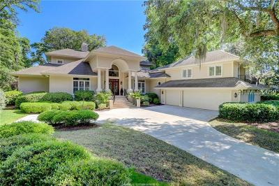 Beaufort County Single Family Home For Sale: 30 Leamington Lane