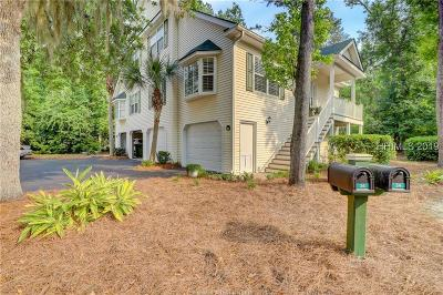 Beaufort County Condo/Townhouse For Sale: 10 Yacht Cove Drive #34