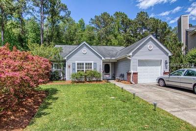 Bluffton SC Single Family Home For Sale: $235,000