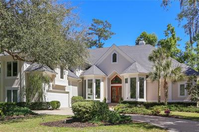Hilton Head Island Single Family Home For Sale: 28 Cotesworth Place