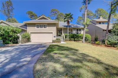 Hilton Head Island Single Family Home For Sale: 151 Otter Road