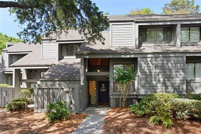 Hilton Head Island Condo/Townhouse For Sale: 59 Carnoustie Road #245
