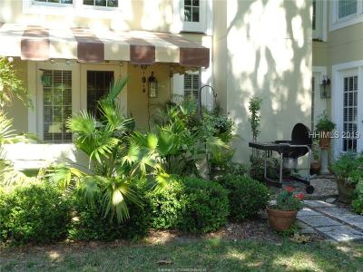 Hilton Head Island Condo/Townhouse For Sale: 70 Shipyard Drive #115