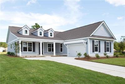 Bluffton SC Single Family Home For Sale: $399,990