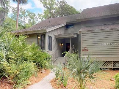 Hilton Head Island Condo/Townhouse For Sale: 35 Carnoustie Road #40