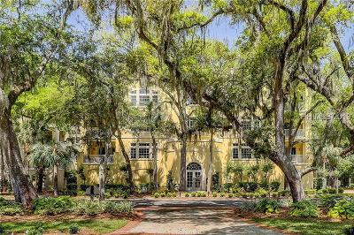 Hilton Head Island Condo/Townhouse For Sale: 135 S Shore Drive #2302
