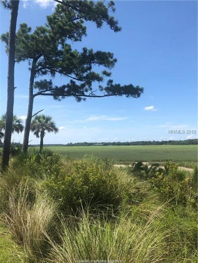 Hilton Head Island Residential Lots & Land For Sale: 15 Percheron Lane