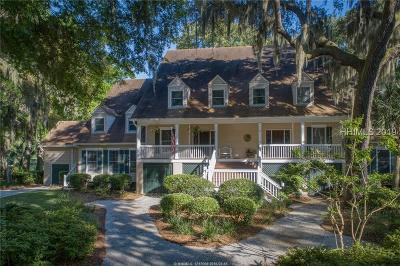 Daufuskie Island Condo/Townhouse For Sale: 29 Plantation Homes Drive #29