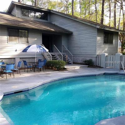 Beaufort County Single Family Home For Sale: 5 Cotton Lane