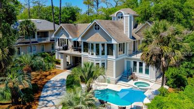 Beaufort County Single Family Home For Sale: 5 Brigantine